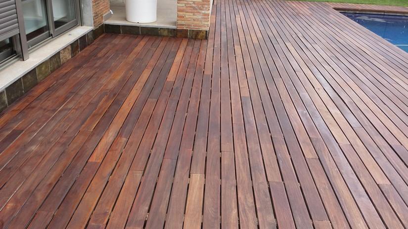 Tarimas de exterior de madera bolydeck interational for Tarima de madera exterior